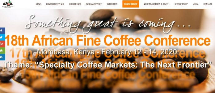 Africa Fine Coffee Conference
