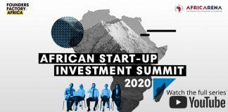 Africarena Challenge investment summit