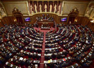 Sénat France Paris