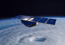 Satellite Afrique ASECNA