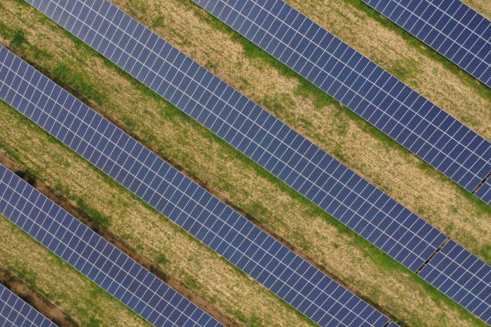 Parc solaire Afrique