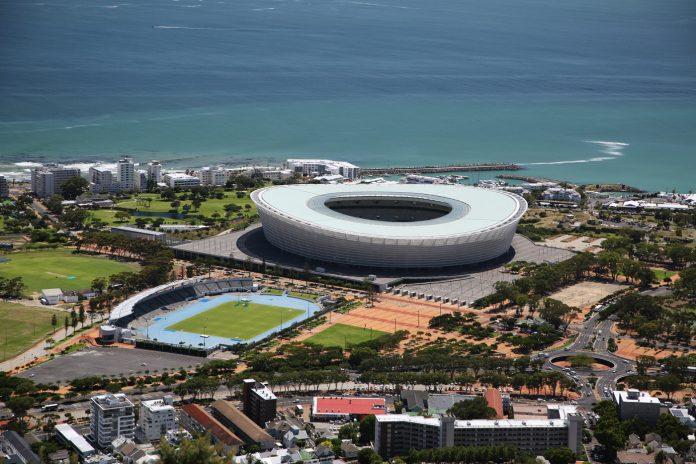 Cape Town en Afrique du Sud