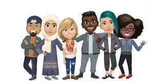 Les avatars de Facebook en Afrique