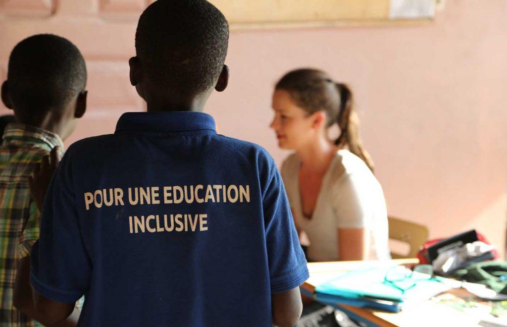 Education inclusive au Sénégal