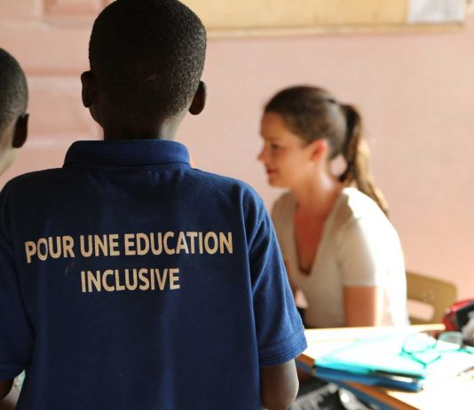 Education inclusive au Sénégal