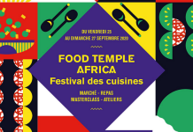 Food temple Africa