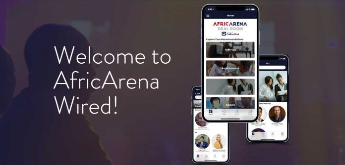 Africarena Wired