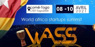 WASS World Africa Startup Summit Togo