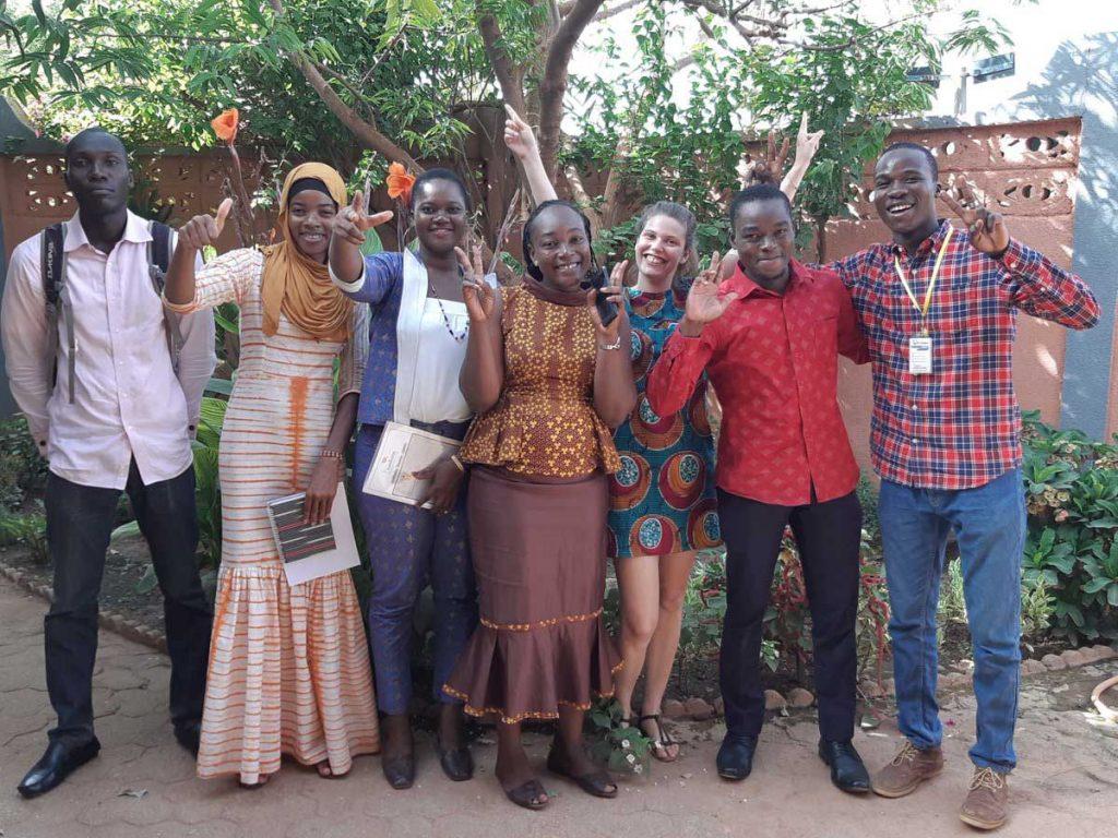 Les lauréats du programme AFIDBA