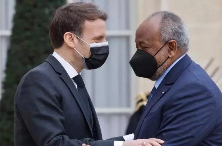 Djibouti France : visite du président Ismail Omar Guelleh