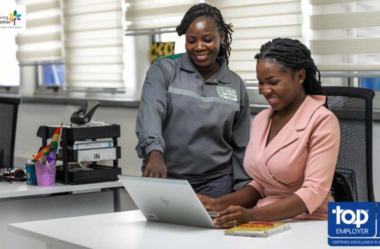Nestlé Top Employer en Afrique