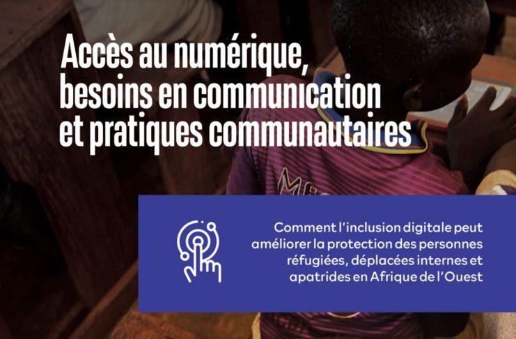 Etude accés au numérique besoin en communication et pratiques communautaires