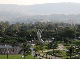 les entreprises françaises au Rwanda avec Emmanuel Macron