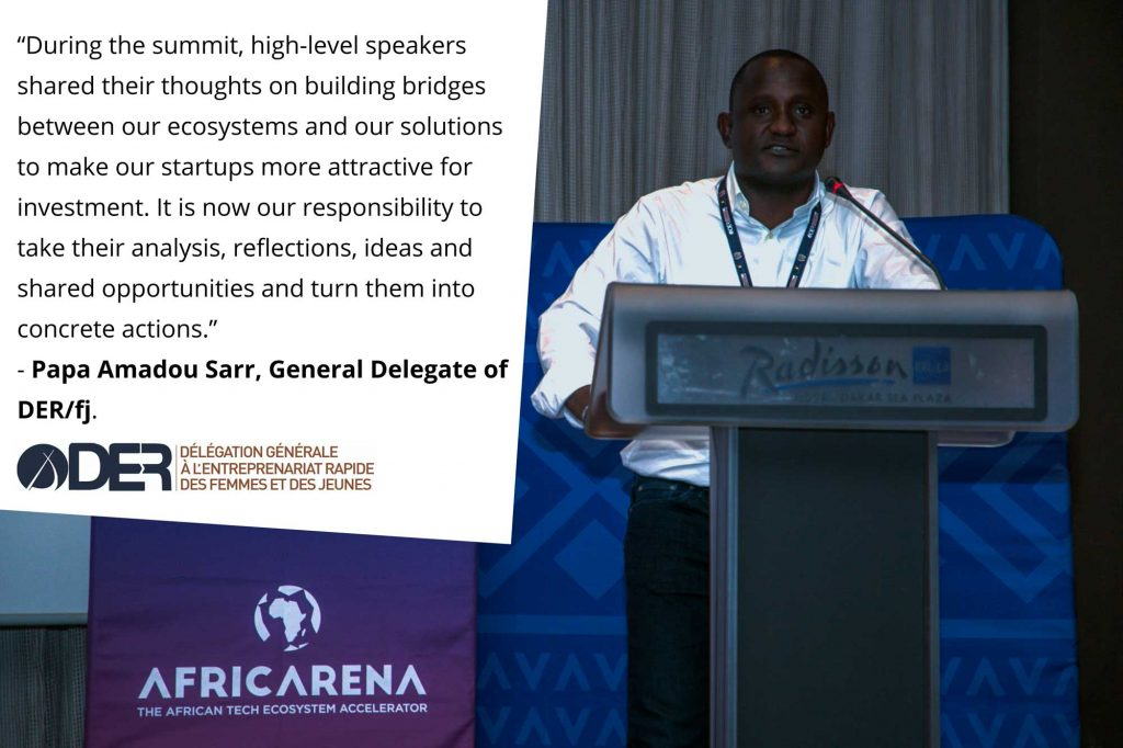 Africarena Dakar - Papa Amabou Sarr