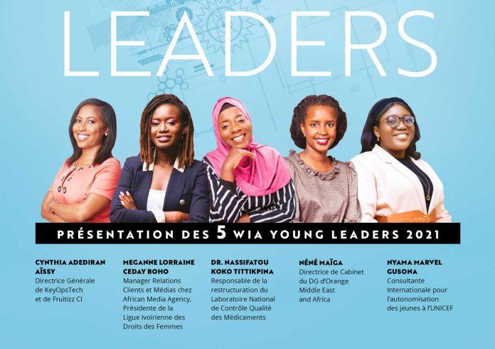 WIA Young Leaders annonce les lauréates de sa première promotion