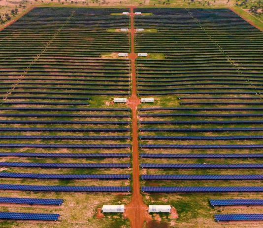 Centrale solaire de Ten Merina au Sénégal - Photo Thierry Barbaut