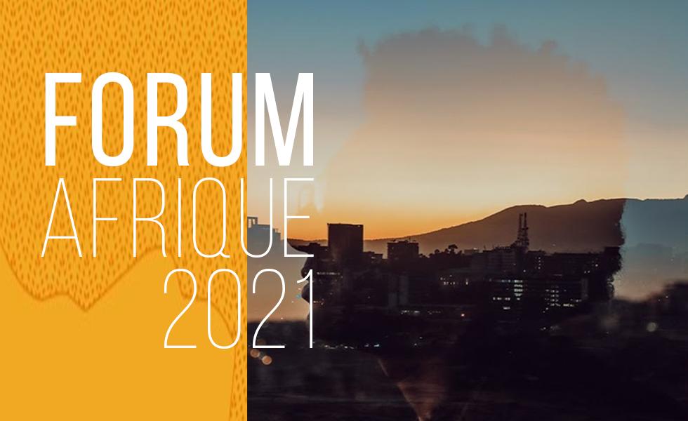Forum Afrique 2021 CIAN l'Opinion