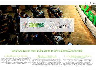 Forum Mondial 3Zéro Convergences