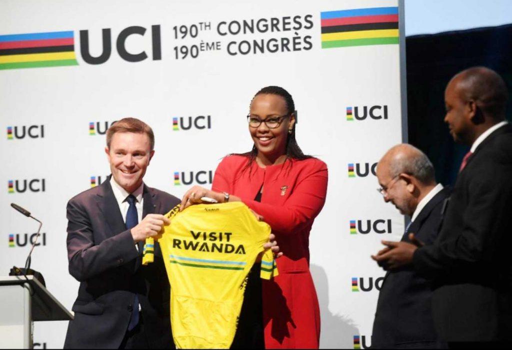 VisitRwanda cyclisme mondiaux 2025