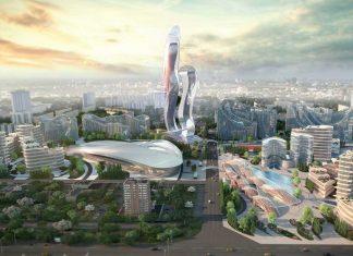 Ville moderne durable et intelligente Smart Diamniadio